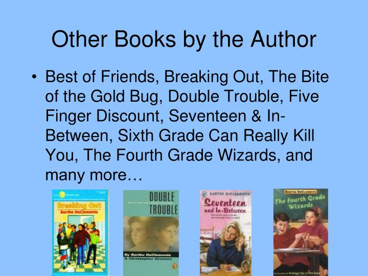Other Books by the Author