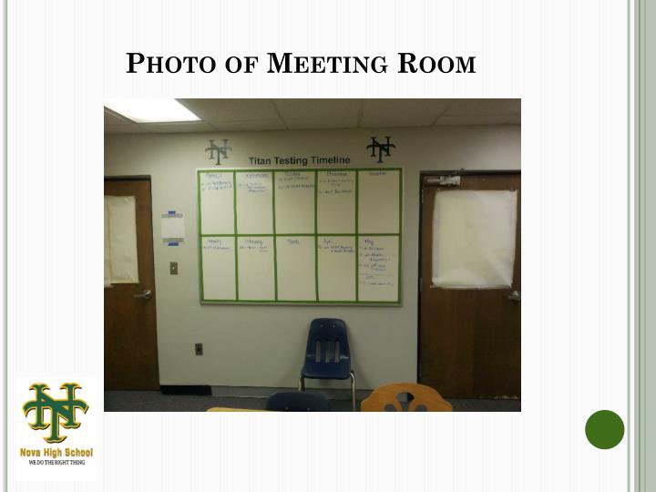 Photo of Meeting Room