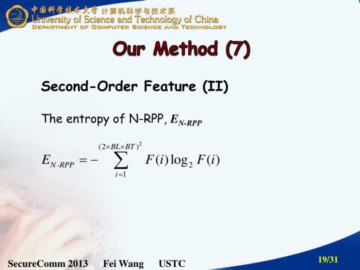 Our Method (7)