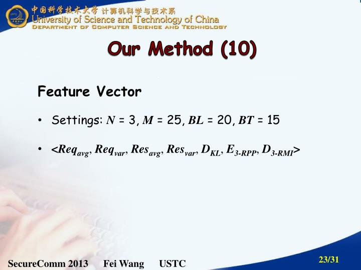 Our Method (10)