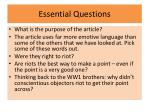 essential questions5