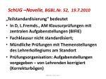 schug novelle bgbl nr 52 19 7 2010