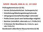 schug novelle bgbl nr 52 19 7 20101