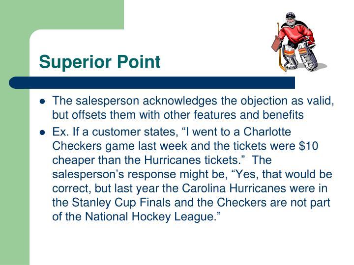 Superior Point