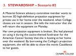 3 stewardship scenario 2