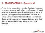 4 transparency scenario 1