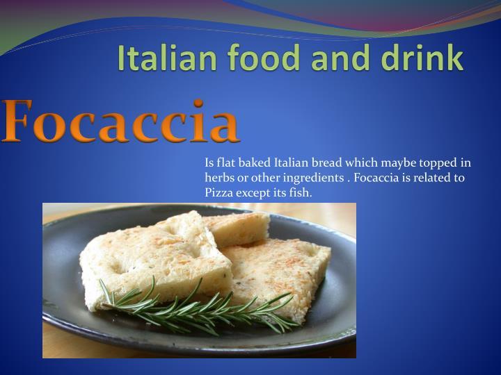 italian drink presentation ppt powerpoint slideserve