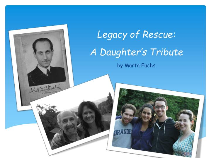 Legacy of Rescue: