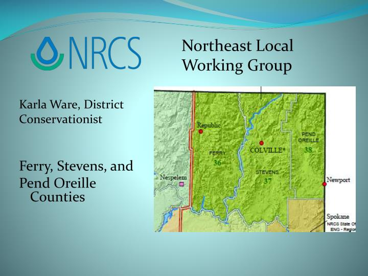 Northeast Local Working Group