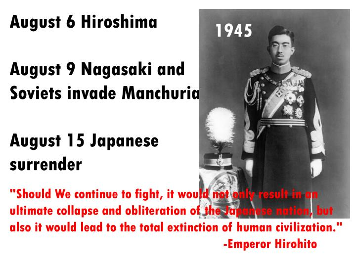 August 6 Hiroshima