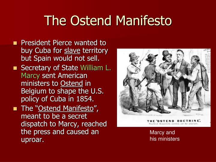 The Ostend Manifesto