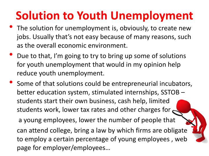 Solution to Youth