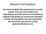 research participation1
