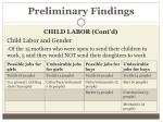 preliminary findings3