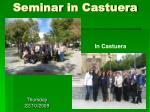 seminar in castuera14