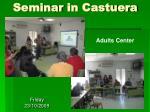 seminar in castuera19
