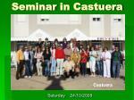 seminar in castuera20