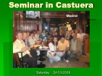seminar in castuera22