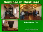 seminar in castuera6