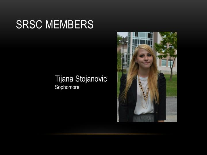 SRSC members