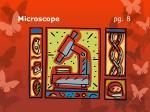 microscope pg 8