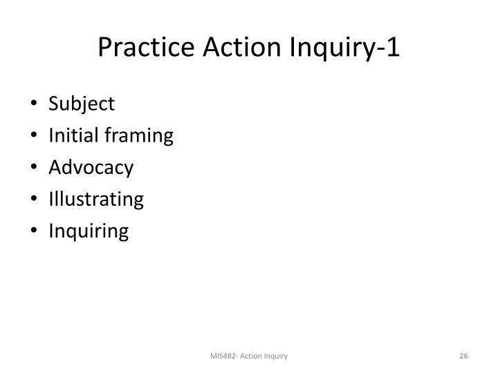 Practice Action Inquiry-1
