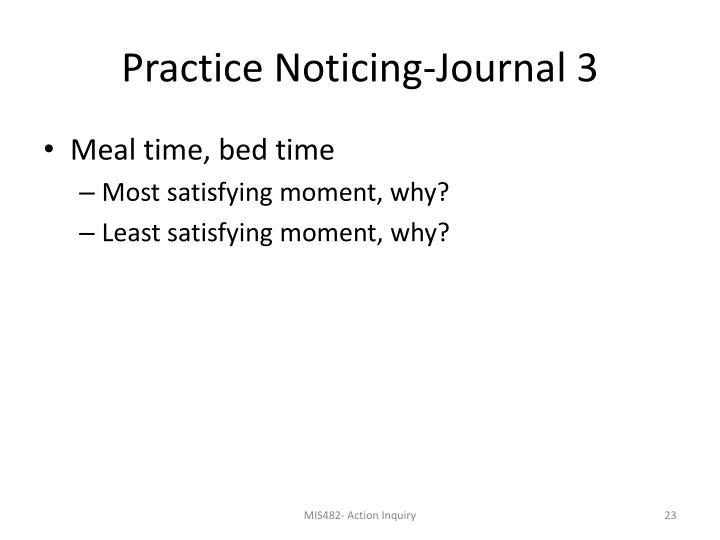 Practice Noticing-Journal 3