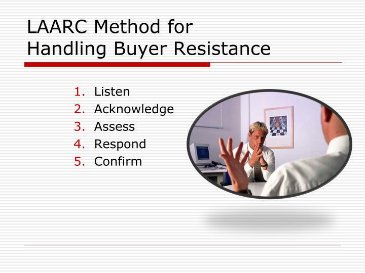 LAARC Method for