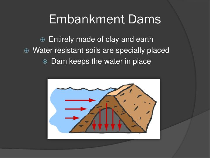 Embankment Dams