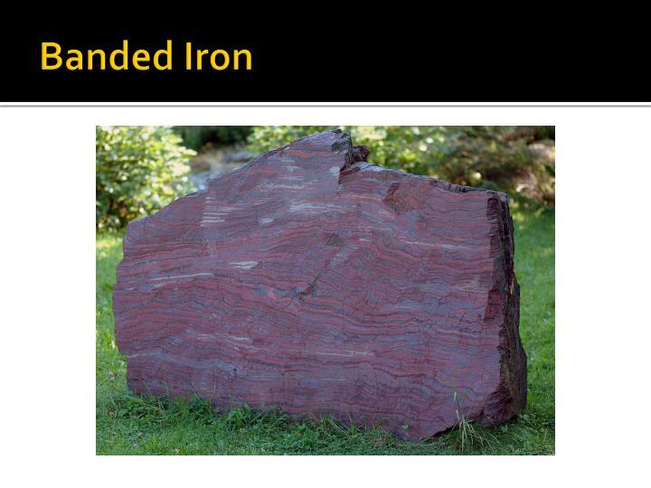 Banded Iron