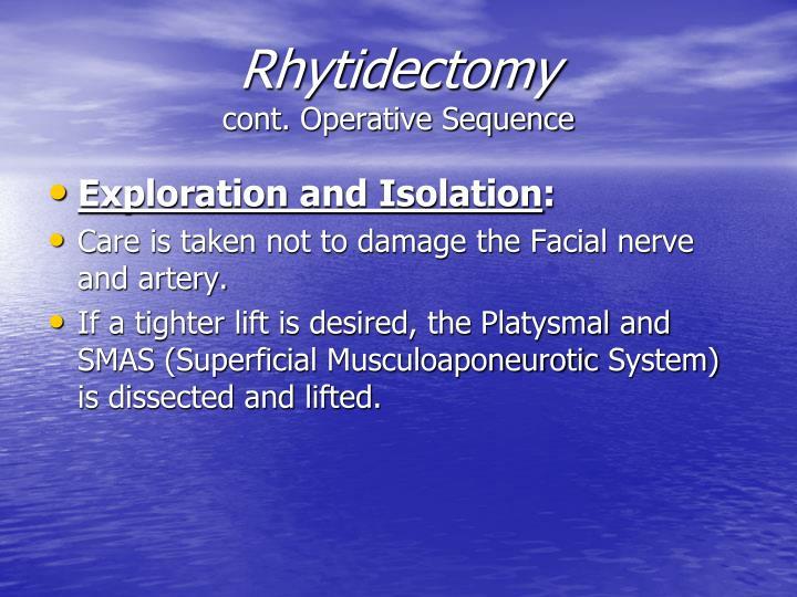 Rhytidectomy