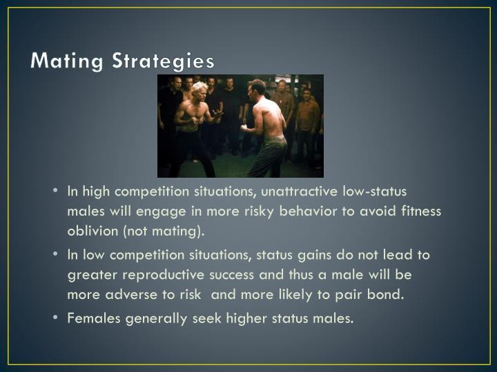 Mating Strategies