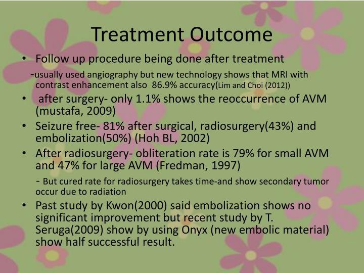 Treatment Outcome