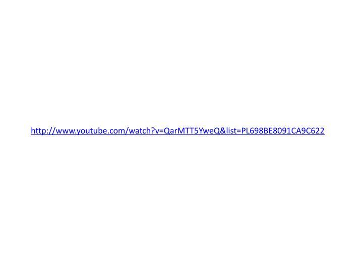 http://www.youtube.com/watch?v=QarMTT5YweQ&list=PL698BE8091CA9C622