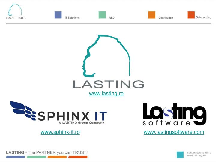 www.lasting.ro