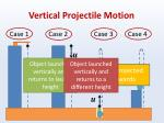 vertical projectile motion1