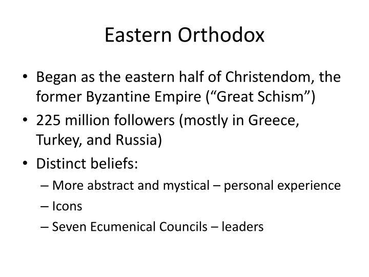 Eastern Orthodox