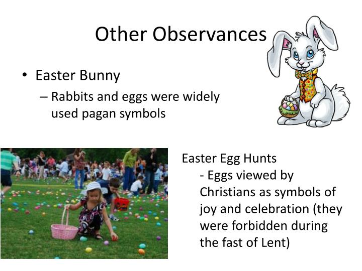 Other Observances