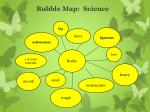 bubble map science
