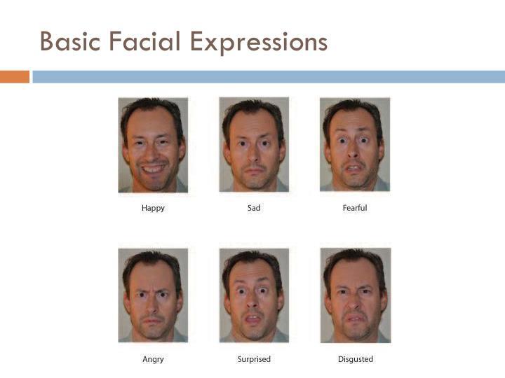Basic Facial Expressions