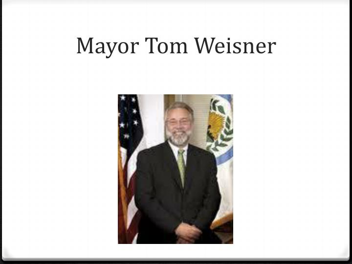 Mayor Tom