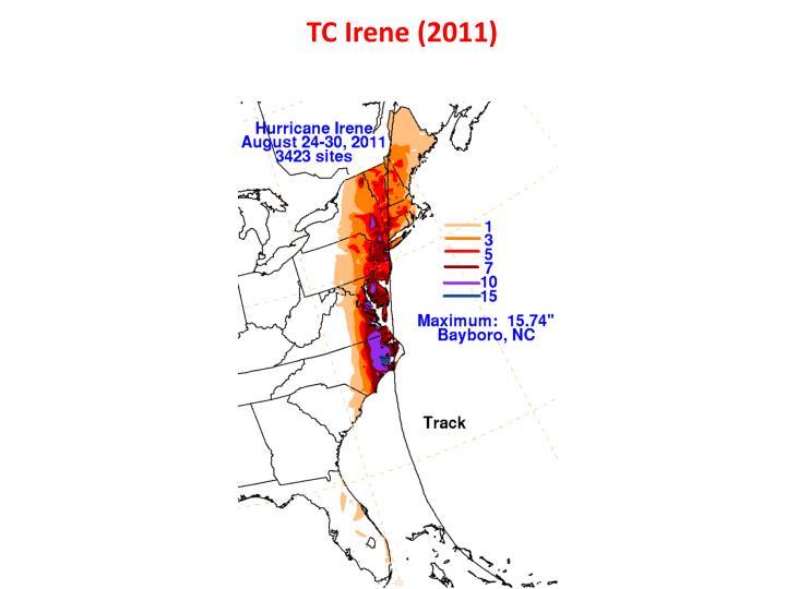 TC Irene (2011)