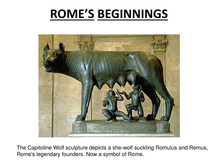 ROME'S