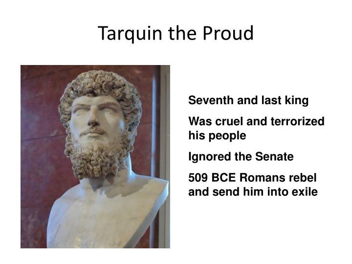 Tarquin the Proud
