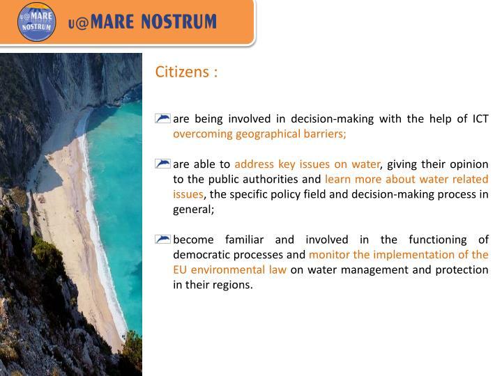 Citizens :
