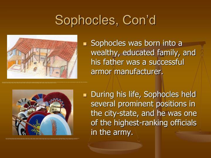 Sophocles,