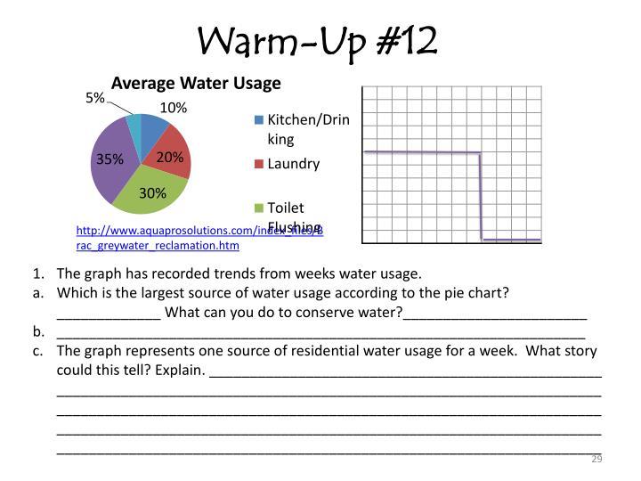 Warm-Up #12