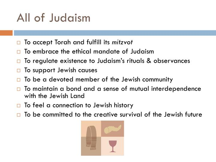All of Judaism