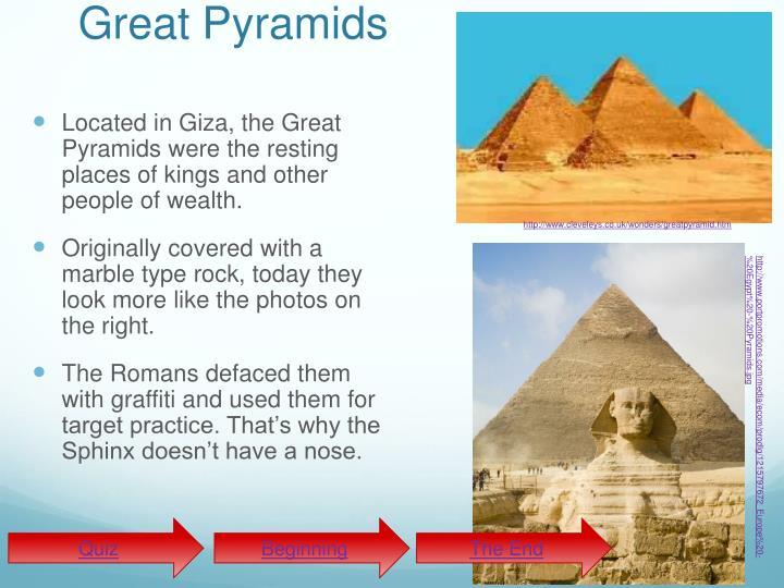 Great Pyramids