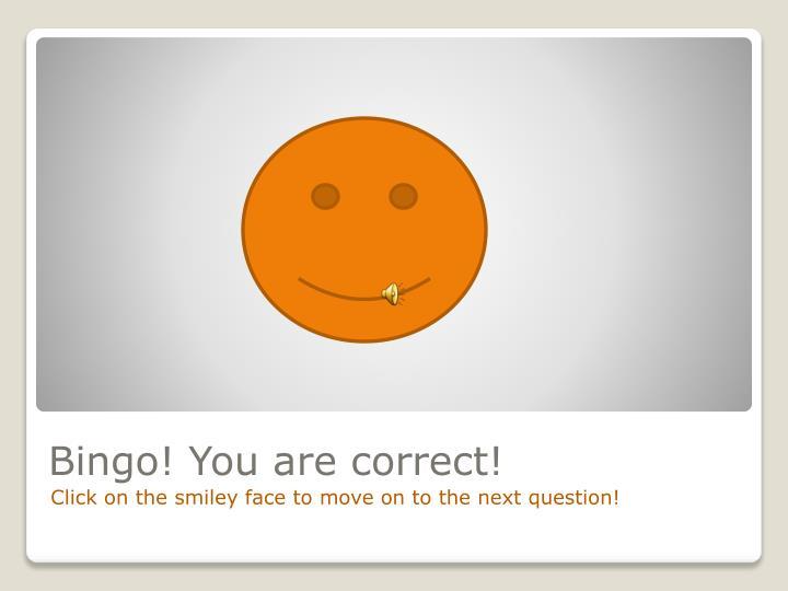 Bingo! You are correct!